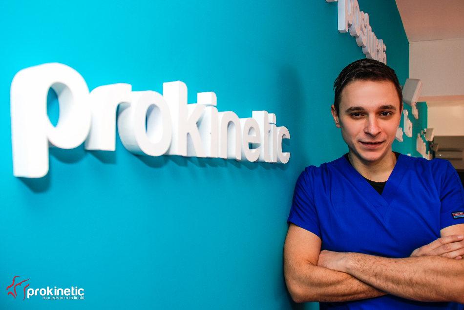 Alin Burileanu - Prokinetic